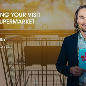 Interview: Olli Posti (FIN) on Optimizing Your Visit to the Supermarket (Biohacker Summit 2019)