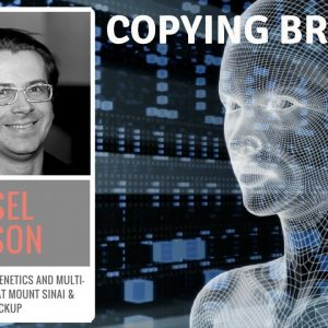Prof. Russel Hanson on How To Make a Digital Copy of Your Brain | Biohacker's Podcast