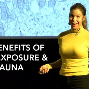 Dr. Rhonda Patrick: Hormetic Stressors - Health Benefits of Sauna and Cold Exposure