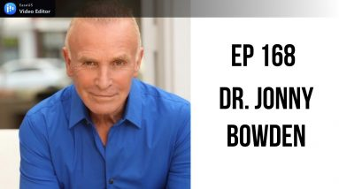 EP 168: Unleash Your Thin and The Great Cholesterol Myth with Dr. Jonny Bowden