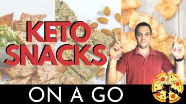 10 Best Clean Keto Snacks On a GO