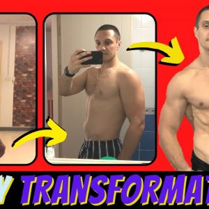 100 Days 6 Pack Abs Keto & Intermittent Fasting Body Transformation
