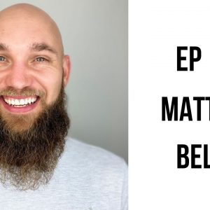 EP 194: Becoming a Zen Athlete and Breaking The Matrix with Matthew Belair