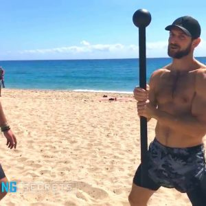 2 Best Steel Mace Exercises For Core Strength That You Can Do