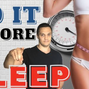 4 BEDTIME Habits That Will Help You Lose Weight