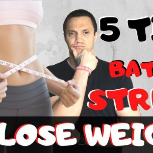 💔How Stress Affects Weight Gain (5 Tips To Battle Stress to LOSE WEIGHT)