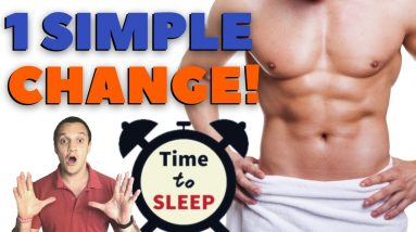 5 EVENING Late Night Bedtime Habits That STOP YOU From Burning Fat