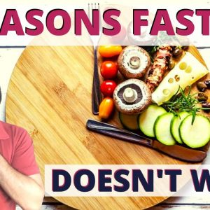 😣INTERMITTENT FASTING PLATEAU  (5 REASONS YOU AREN'T LOSING WEIGHT)