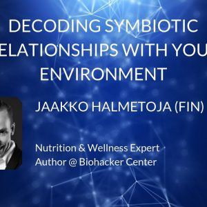 Jaakko Halmetoja - Decoding Symbiotic Relationships With Your Environment