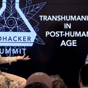 Alexander Bard & Aron Flam: Being Transhuman In a Post-Human Age