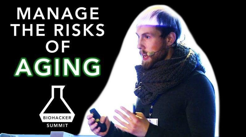 Alexander Fedintsev: Anti-Aging & Health Risks Management