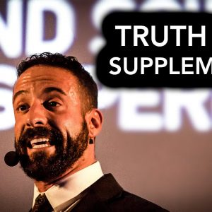 Anthony DiClementi: The Truth About Supplements