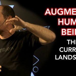 Ariel Poler: The Current Landscape for HUMAN Augmentation