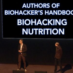 Author's of Biohackers Handbook: Biohack Nutrition