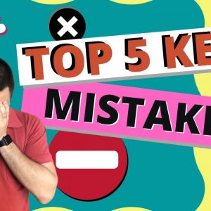 ❌ DON'T Start KETO Before You Watch This (The 5 Biggest Ketosis Mistakes That Keep You Fat)
