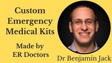 Dr Benjamin Jack MD -  Custom Emergency Med Kit Service from Duration Health