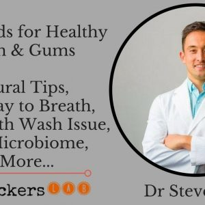 Best Foods for Healthy Teeth & Gums • Dr Steven Lin