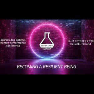 Biohacker Summit 2020 Invitation