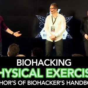 Biohacker's Handbook: Biohacking Physical Exercise