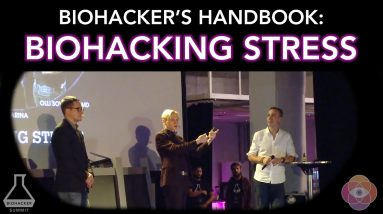 Biohacker's Handbook: Biohacking STRESS for Longevity and Health