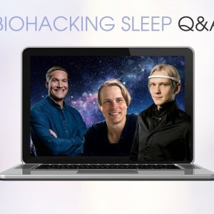 Biohacking Sleep Q&A with Teemu Arina, Dr. Olli Sovijärvi & Siim Land