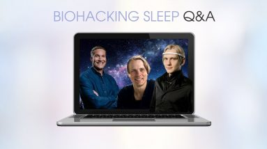 Biohacking Sleep Q&A with Teemu Arina, Dr. Olli Sovijärvi & Siim Land