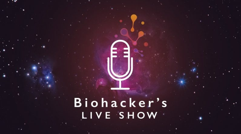 Biohacking Stress Q&A with Biohacker's Handbook