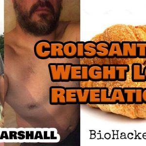 Brad Marshall's Croissant Diet Weight Loss Experiment Results