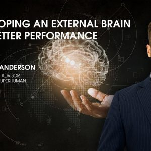 Building an External Brain for Better Performance With Boomer Anderson (Biohacker's Live Show)