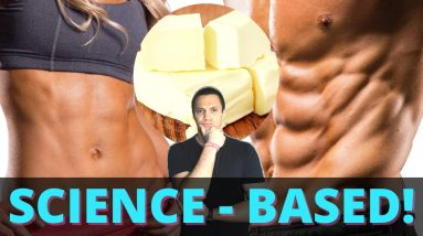 Can Butter Help YOU Lose Weight (Science-Based)