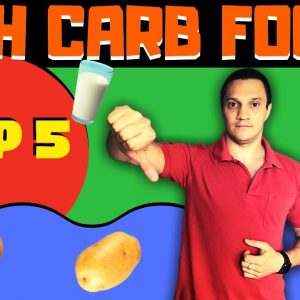 😣Top 5 Unsuspected High Carb FOODS To Avoid On Keto [Hidden Carbohydrates To AVOID] 🤔