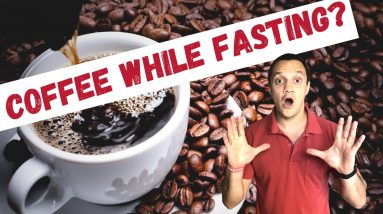 🤔Does Black Coffee Break Intermittent Fasting (Weight Loss and Autophagy Booster)
