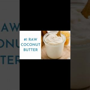 Clean Keto Snacks - Coconut Butter Sweets