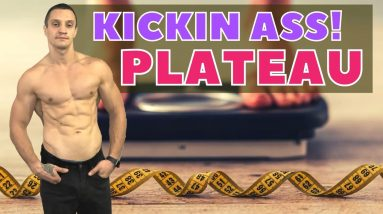 How To Overcome Weight Loss Plateau (Keto & Intermittent Fasting Weight Loss Journey)