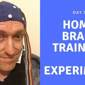 Day 1 Brain Training at Home Experiment 🧠