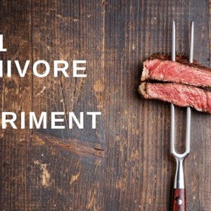 Day 1 Carnivore Diet Experiment �
