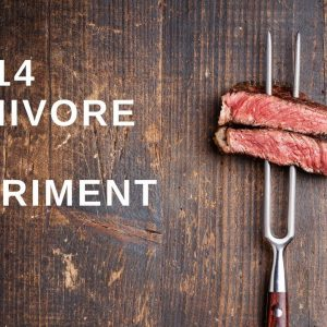 Day 14 Carnivore Diet Experiment �