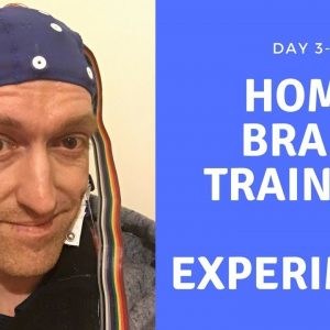 Day 3-5 Brain Training at Home Experiment 🧠