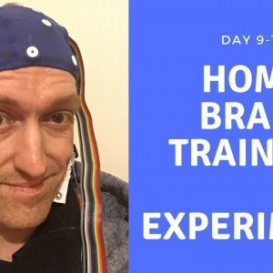 Day 9-10 Brain Training at Home Experiment 🧠