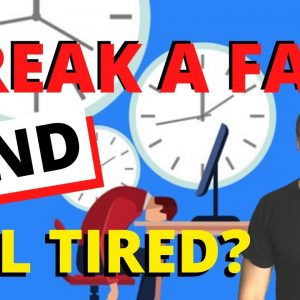 🥗Why Do I Feel Tired on Intermittent Fasting After First Meal (4 Ways To Overcome Fatigue!)