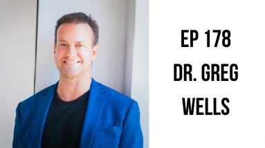 EP 178: Rest, Refocus, and Recharge with Dr. Greg Wells