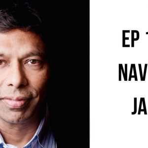 EP 181: Gut Microbiome Health with Naveen Jain of Viome.com