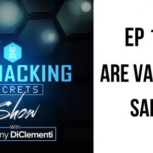 "EP 187: Are Vaccines Safe? (""story time"" edition - solo podcast)"