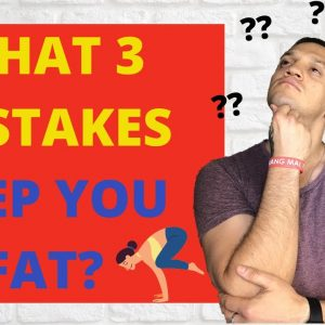 Intermittent Fasting: Top 3 Mistakes That Keep You FAT Weight Loss In 2020