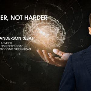 Interview: Boomer Anderson (USA) on Smarter, Not Harder (Biohacker Summit 2019)