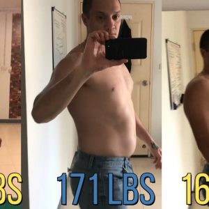 I've been trying KETO And INTERMITTENT FASTING for 14 Days (My Weight Loss Journey Part 2)
