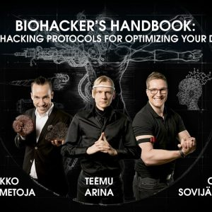 Interview: Biohacker's Handbook On Biohacking Protocols for Optimizing Your Day