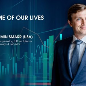 Interview: Prof. Benjamin Smarr (USA): The Time of Our Lives (Biohacker Summit 2019)
