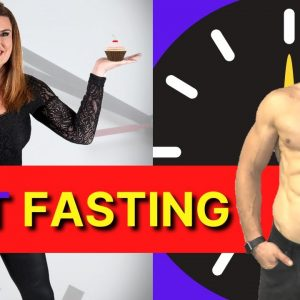 Alternate Day Fasting, Fat Fasting & Intermittent Fasting with Alex Yehorov & Chantel Ray