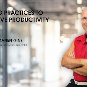 Interview: Vessi Jalkanen (FIN) on Sitting Practices to Improve Productivity (Biohacker Summit 2019)
